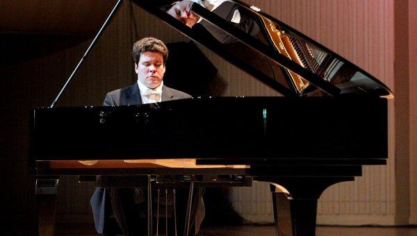 Концерт Дениса Мацуева. Архивное фото