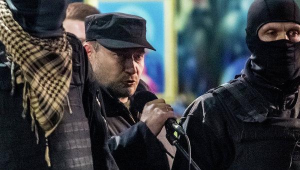 Ситуация в Украине. Дмитрий Ярош