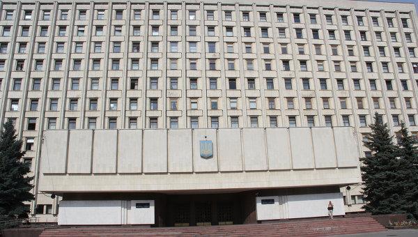 Центральная избирательная комиссия Украины