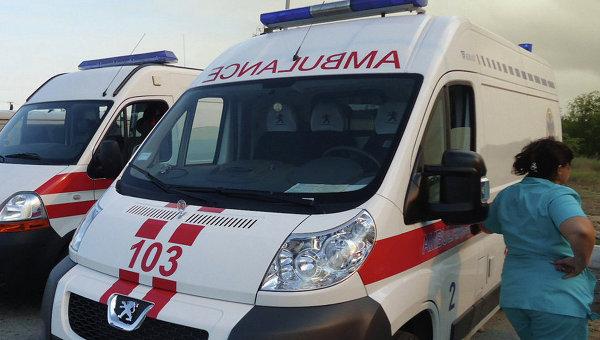 На береге  вОдессе случайно подстрелили двухлетнюю девочку
