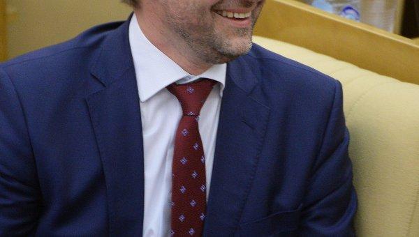 Заместитель председателя Госдумы Сергей Железняк