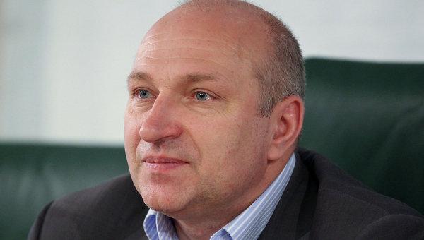 Исполнительный директор Российской футбольной Премьер-Лиги Сергей Чебан