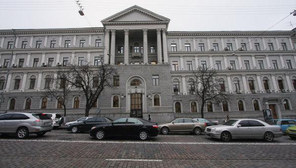 Здание компании Нафтогаз Украины