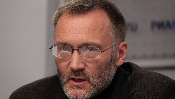 Политолог, генеральный директор Центра политической конъюнктуры РФ Сергей Михеев