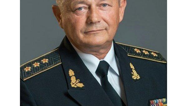 И.о. министра обороны Украины Игорь Тенюх
