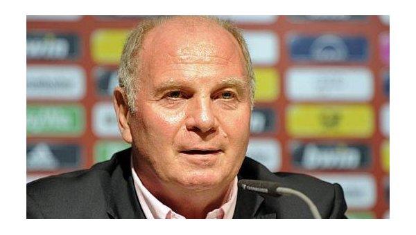 Ули Хёнес вышел изтюрьмы иснова козглавилФК «Бавария»
