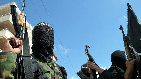 Палестинский боевик