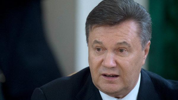 За что Янукович получил взятку в размере 26 млн грн