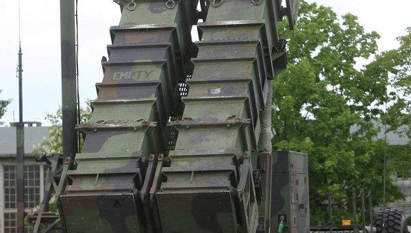 Американские ракеты Patriot (Пэтриот). Архивное фото