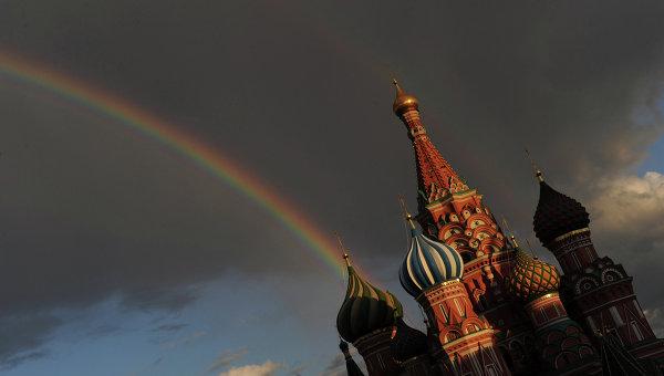 Собор Василия Блаженного - Москва