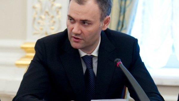 Глава Минфина Украины Юрий Колобов
