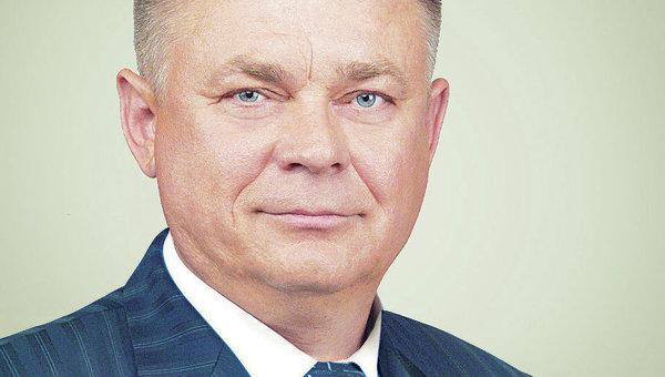 Глава Минобороны Украины Павел Лебедев
