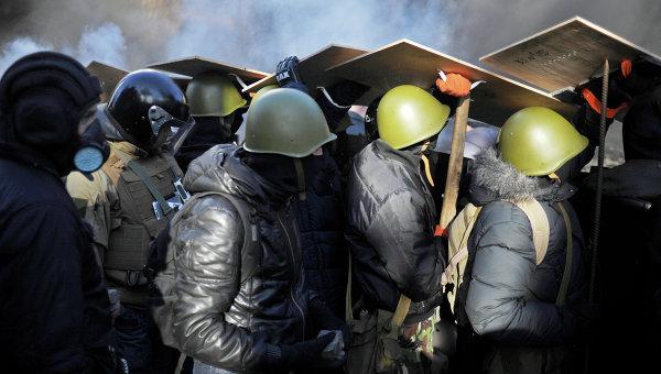 Ситуации в Киеве