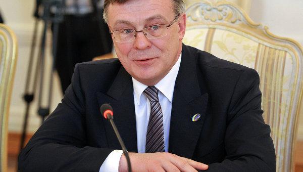 Глава МИД Украины Леонид Кожара