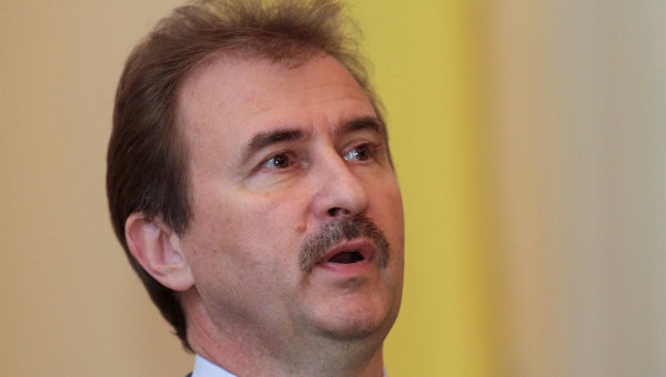 Бывший председатель КГГА Александра Попова