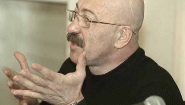 Народный артист России Александр Розенбаум