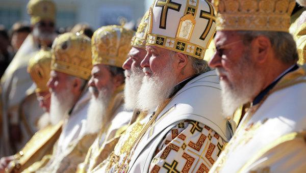 Торжества в честь  Крещения Руси. Архивное фото