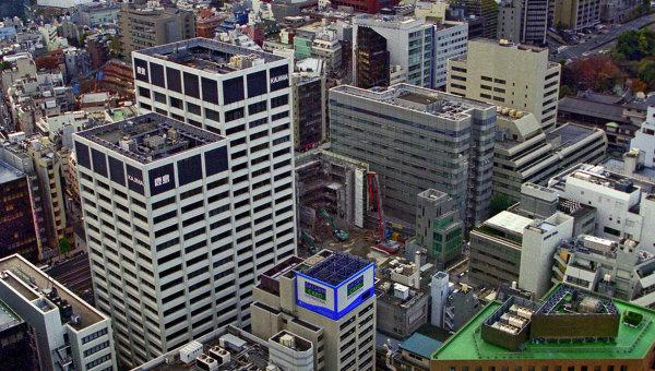 Панорама Токио. Архивное фото