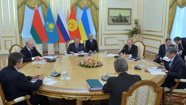 Заседание Высшего Евразийского экономического совета (ВЕЭС)