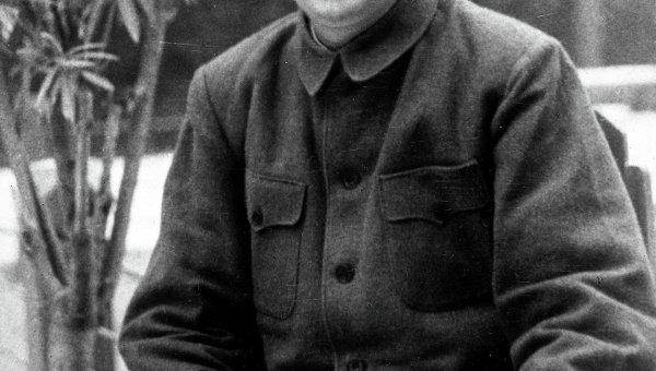 Мао Цзэдун. Архивное фото