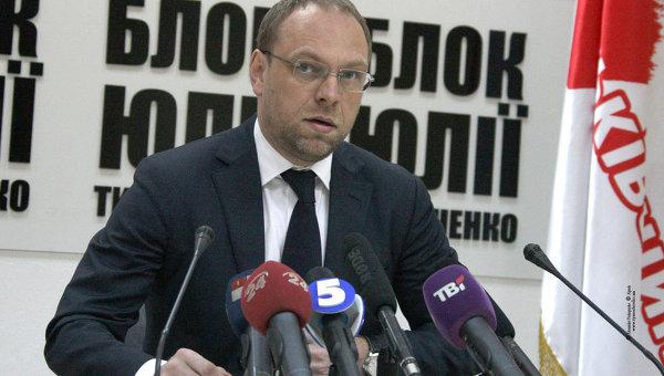 Защитник Юлии Тимошенко Сергей Власенко
