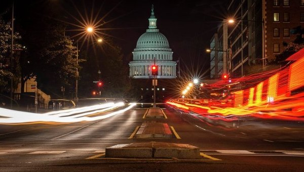 Здание Конгресса США, 30 сентября, архивное фото