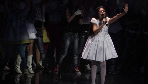Финал конкурса детского Евровидения 2013
