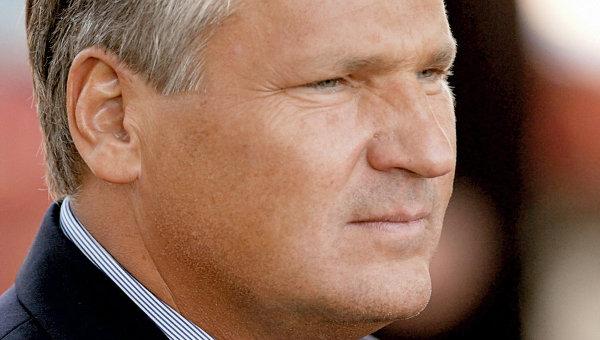 Экс-президент Польши Александр Квасьневский