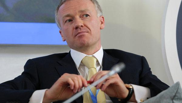 Гендиректор компании Уралкалий Владислав Баумгертнер