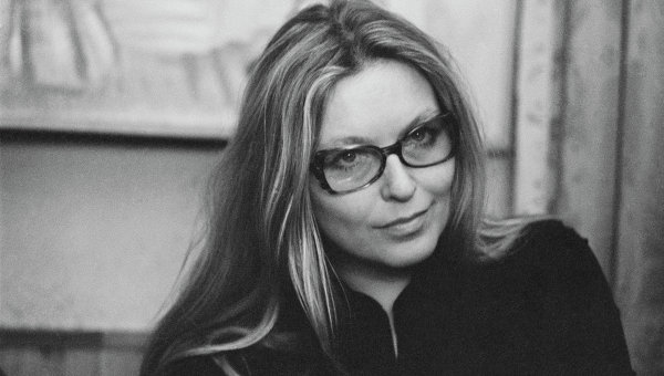 Французская актриса кино, театра Марина Влади