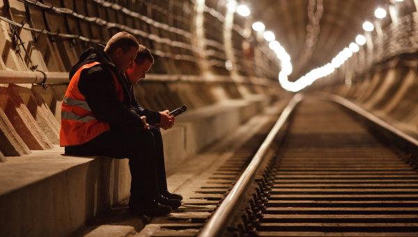 Подготовка к открытию новой ветки метро