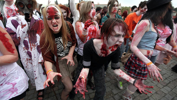 Интернет-магазин в США предложил на Хэллоуин