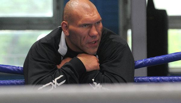 Николай Валуев внесен вчерный список сайта «Миротворец»