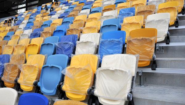Стадион Львов-Арена во Львове