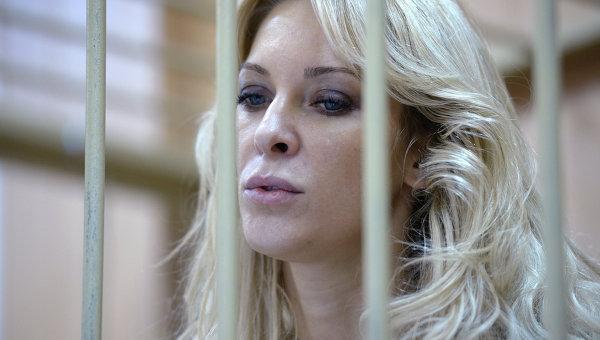 Суд арестовал Елену Тищенко