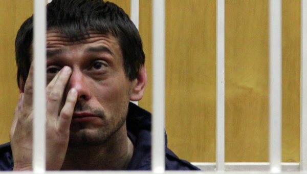 Суд арестовал белгородского стрелка Сергея Помазуна