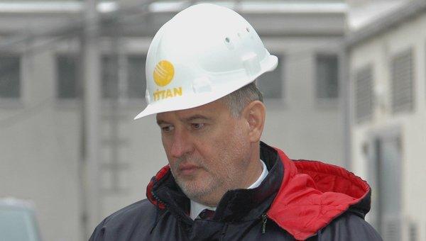 Председатель совета директоров холдинга Group DF Дмитрий Фирташ. Архивное фото