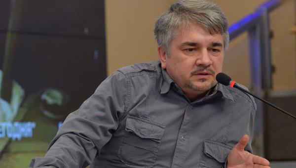 Президент украинского Центра системного анализа и прогнозирования Ростислав Ищенко