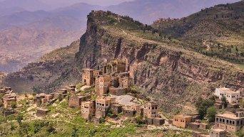 Йемен. Архивное фото