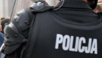 Полиция в Польше. Архивное фото