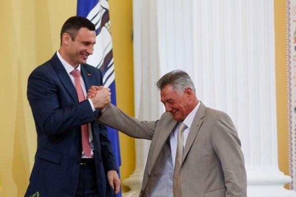 Виталий Кличко принял присягу мэра Киева