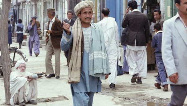 Афганистан. Архифное фото