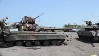 Т-64 под Славянском
