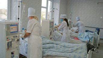 Больница. Архивное фото