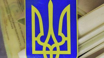 Выборы в Украине. Архивное фото