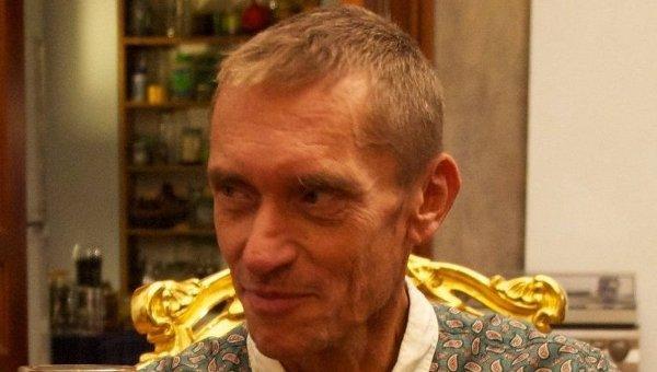 Барабанщик группы Кино Георгий Гурьянов