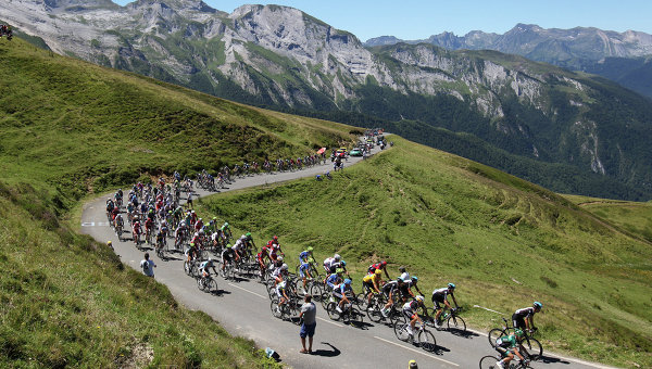 Велоспорт. Тур де Франс