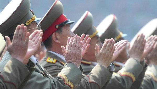 Народная армия КНДР