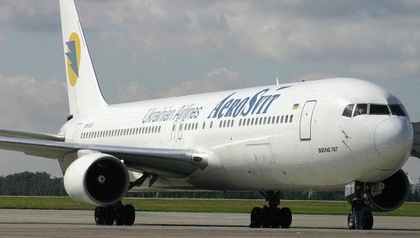 Самолет Боинг 767-300