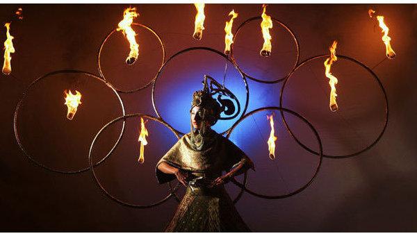 Фестиваль огня KyivFireFest